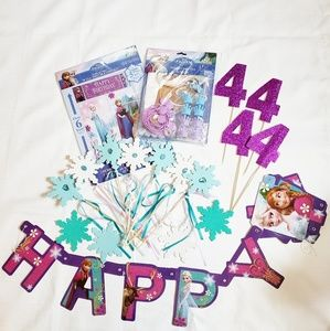 Frozen b-day party bundle